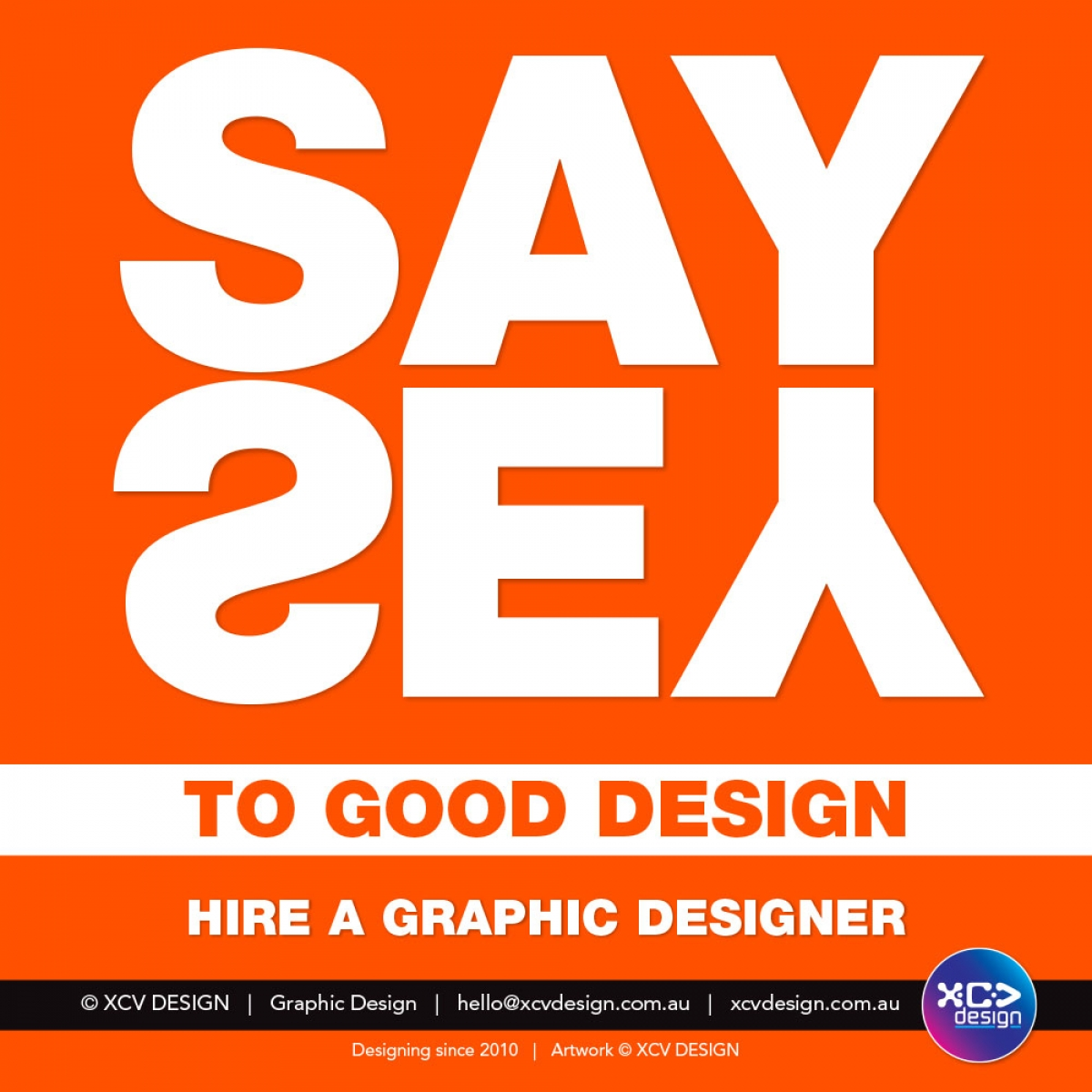 Say YES to Good Design